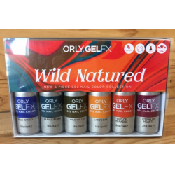 """Orly GF Coll. """"Wild Natured'"""" Fall 2021"""