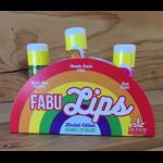 "Hempz Lips - ""Fabu Lips"" LE Lip Balm 3 pack - 3 x .25oz. Tube"