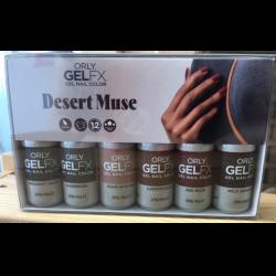 "Orly GF Coll. ""Desert Muse"" Fall 2020"